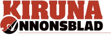 Kiruna Annonsblad